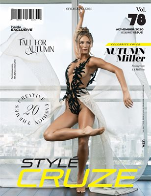NOVEMBER 2020 Issue (Vol: 78) | STYLÉCRUZE Magazine