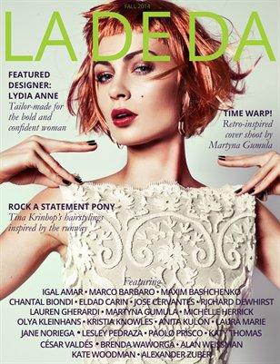 LA DE DA Magazine Fall 2014