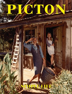 Picton Magazine MARCH  2020 N446 Cover 2