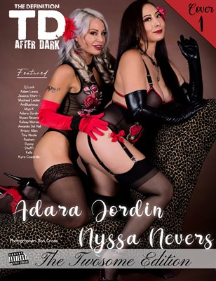 TDM After Dark: Adara Jordin -Nyssa Nevers twosome Theme March 2021