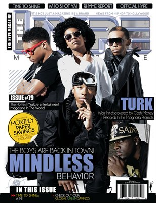 The Hype Magazine #79