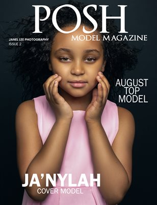 POSH Model Magazine ISSUE 2