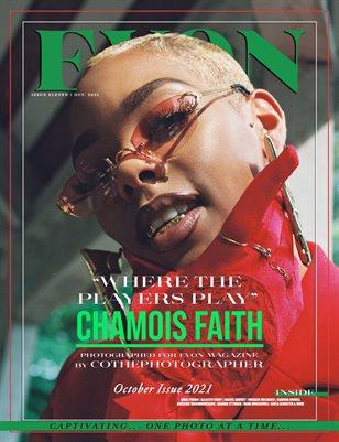 EVON Magazine October Issue 2021