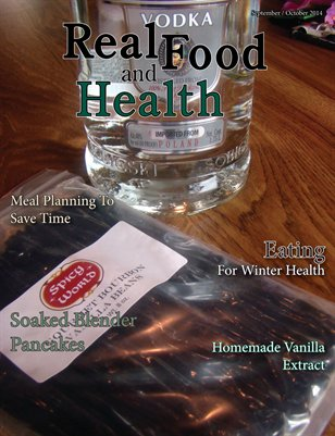 Real Food and Health September/October 2014
