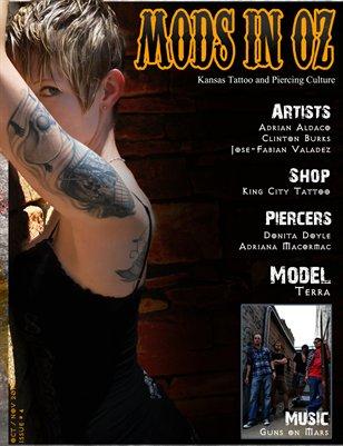 Mods In Oz - Oct/Nov Issue #4