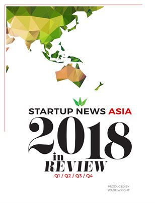 Startup News Asia: 2018 Collection