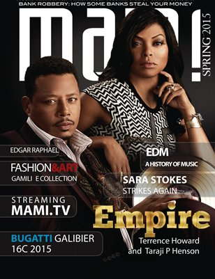 MAMi Magazine Spring 2015 EMPIRE