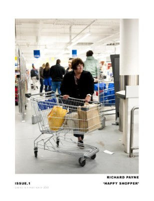 Issue.1   'Happy Shopper'