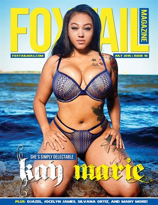 FOXTAIL Magazine #18 | Kay Marie Cover