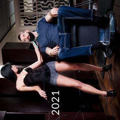 Barbershop Classic Calendar 2021