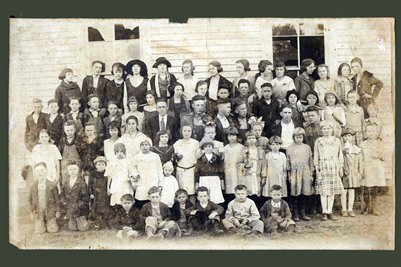 1921 Darnall School, Marshall County, Kentucky