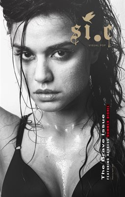 SI.C Visual Journal   MUSE. The Brave Issue   Featuring Summer Bishil