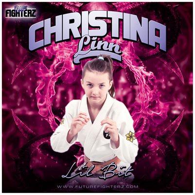 Christina Linn GI Comp Card/Mini Poster 8x8