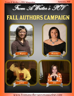 Fall Author's Campaign 2010