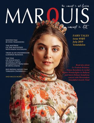 Marquis issue 10/1 July 2019