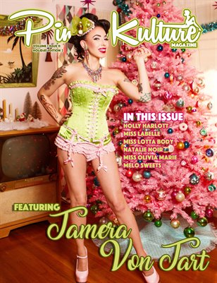 Pinup Kulture Magazine Volume 1 Issue 11-1