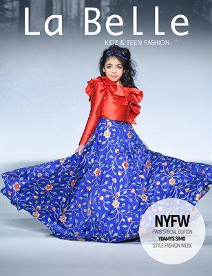 Ydamys Simo FW18 / NYFW Special Edition