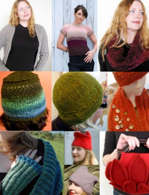 The Knitgrrl 9: a best-of collection
