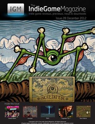 Issue 28: December 2012
