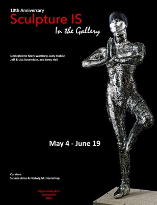 Sculpture IS: In the Gallery/Garden
