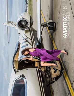 Aviatrix Art 2016 Wallcalendar