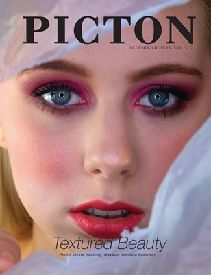 Picton Magazine December 2018 Beauty N7, Cover 1