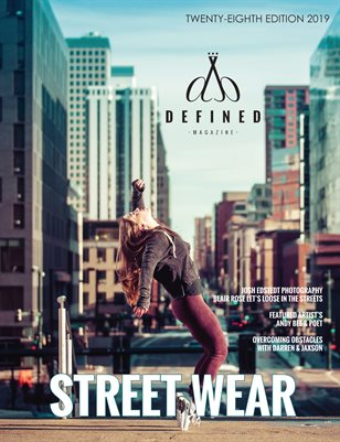 TWENTY-NINTH EDITION STREET WEAR 2019