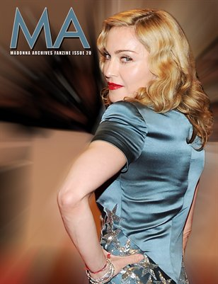 Madonna Archives Fanzine Issue 20