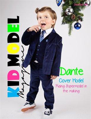 Kid Model Magazine December 2014
