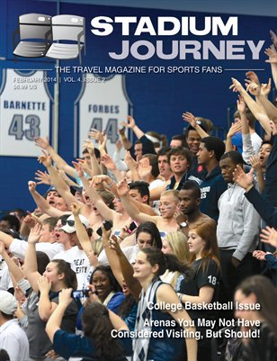 Stadium Journey Magazine, Vol 4 Issue 2