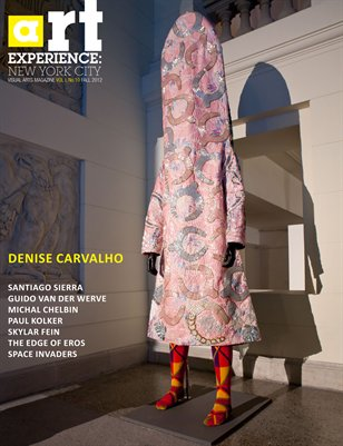 ArtExperience:NYC, Fall 2012