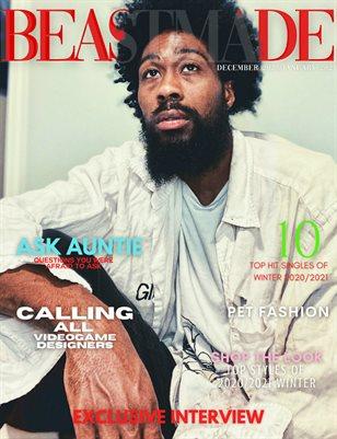 BeastMade Magazine- December 2020/January 2021