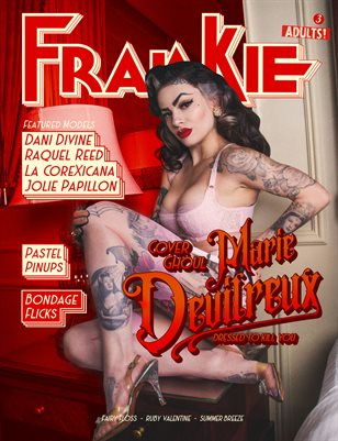 Frankie Pin-up Magazine - Issue 3