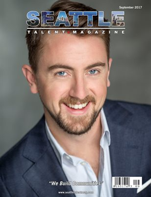 Seattle Talent Magazine September 2017 Edition