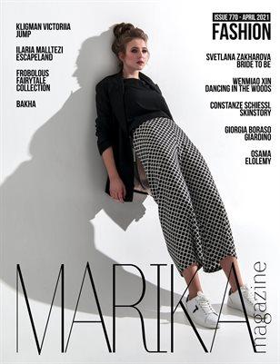 MARIKA MAGAZINE FASHION (ISSUE 770 - APRIL)
