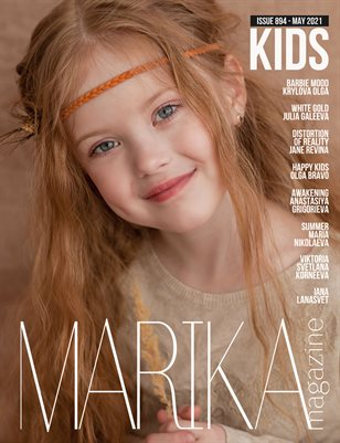 MARIKA MAGAZINE KIDS (ISSUE 894 - MAY)