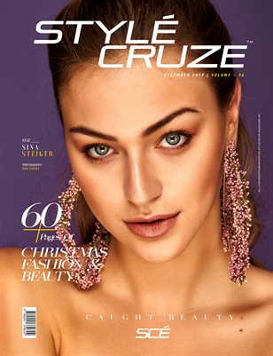 December 2019 Issue (Vol: 36) | STYLÉCRUZE Magazine