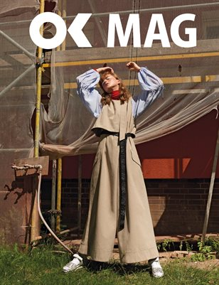 OK Mag #13 - Truth Or Dare - Thialda Bok