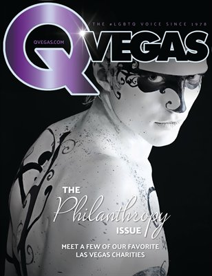 QVegas August 2015 | The Philanthropy Issue