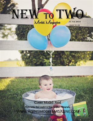 New To Two Model Magazine Issue #22