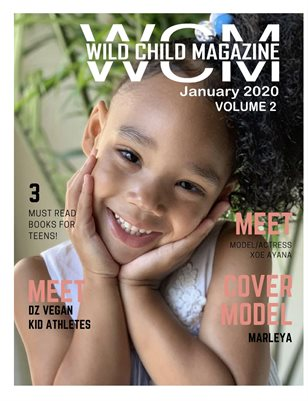 Wild Child Magazine January 2020 Volume 2