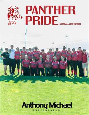 Panther Pride: Softball 2013 Edition