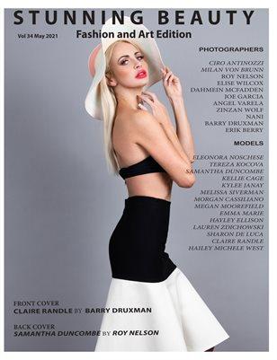 Stunning Beauty Fashion May 2021 BD