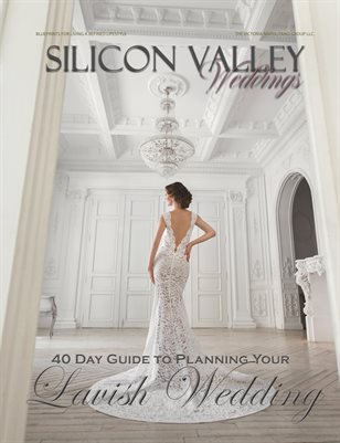 Silicon Valley Weddings by Victoria Napolitano