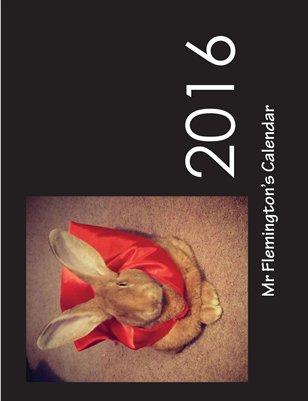 Mr. Flemington's Calendar 2016
