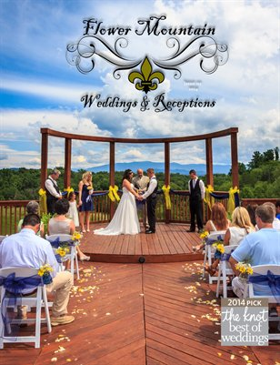 Flower Mountain Weddings & Receptions Issue 2