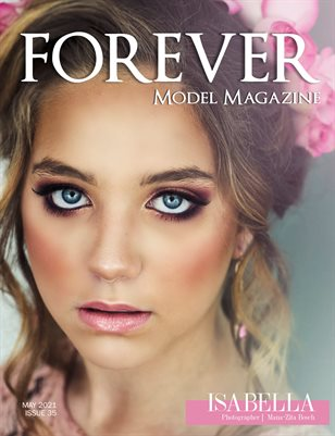 FOREVER model magazine Pink issue 35