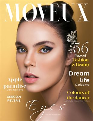 MOVEUX Magazine June 2021 Issue 6