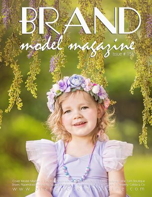 Brand Model Magazine  Issue # 156