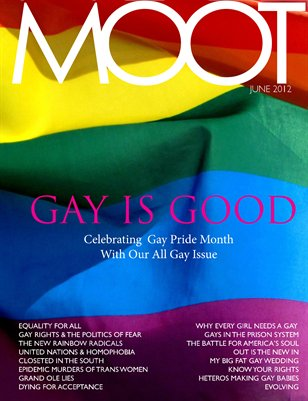 Moot Magazine - June - Gay Issue